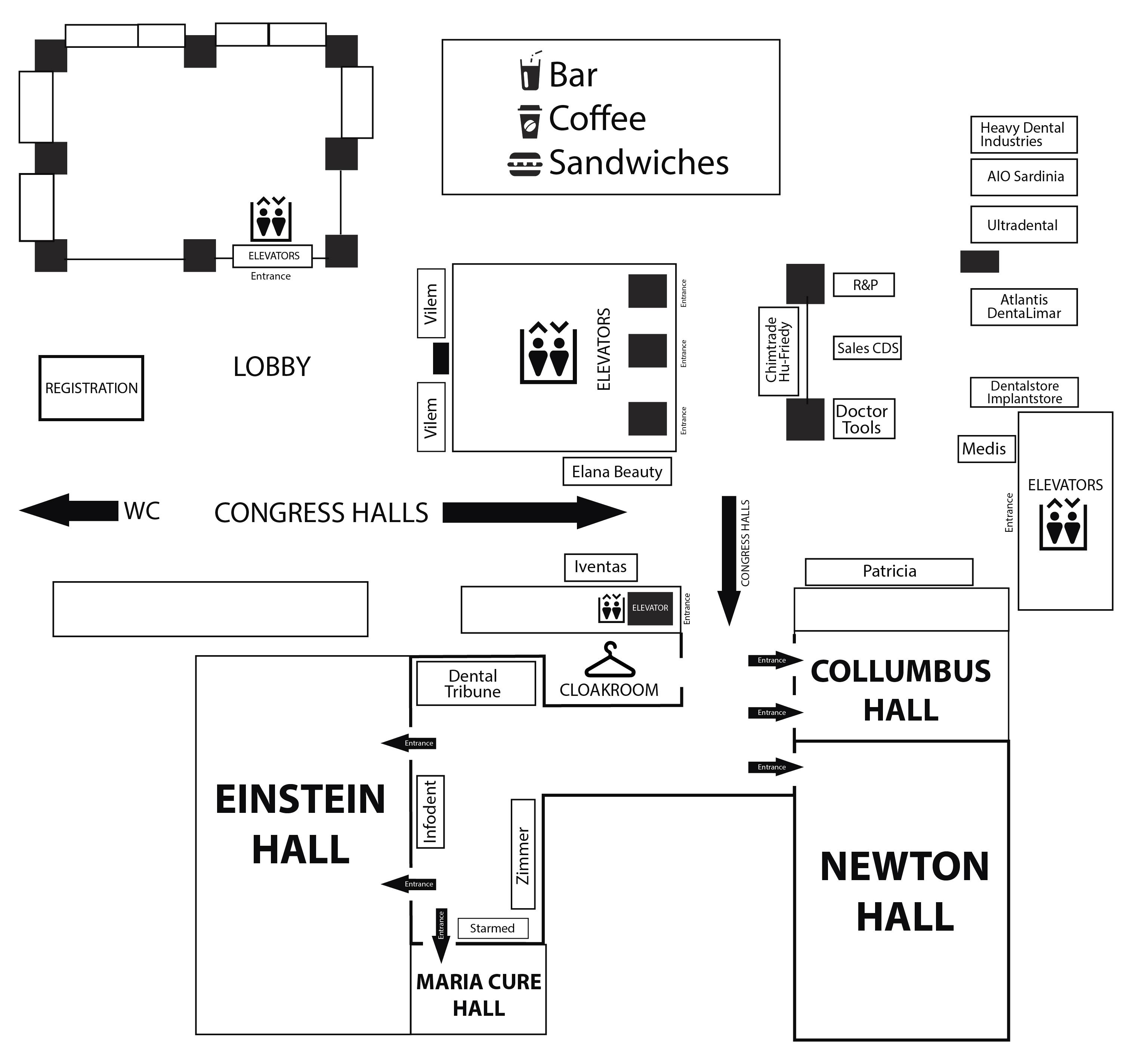 congress map